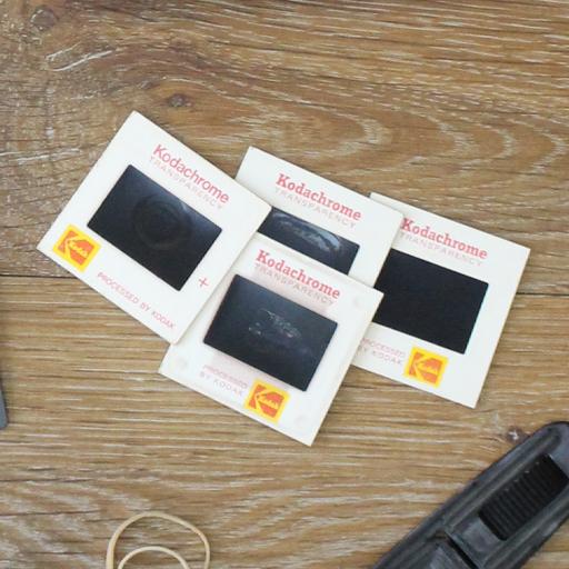 35mm slide scanning